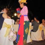 ルミナスだけの為のディナー&バリニーズ・ダンス